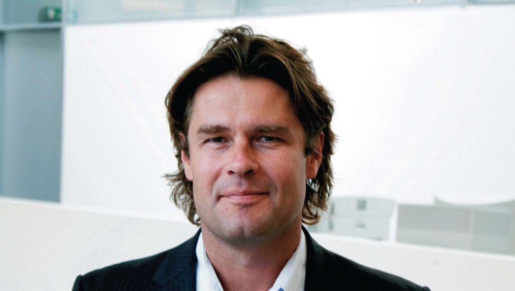Haakon Dahl i Kitchen. Bilde september 2007.
